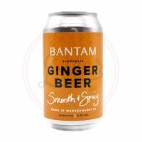 Bantam Ginger Beer - 12oz