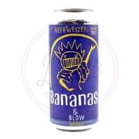 Bananas & Blow - 16oz Can