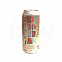 Robot Radio Revolution - 16oz