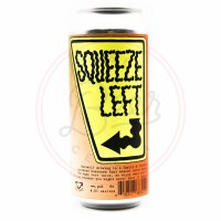 Squeeze Left - 16oz Can