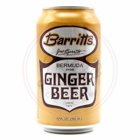 Bermuda Ginger Beer - 12oz Can