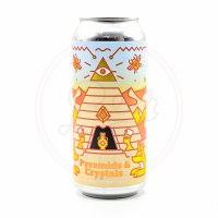 Pyramids & Crystals - 16oz Can