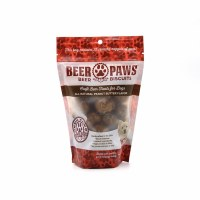 Beer Paws Dog Biscuits