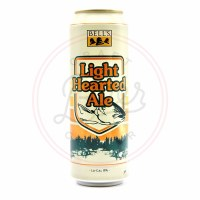 Light Hearted Ale - 19.2oz Can