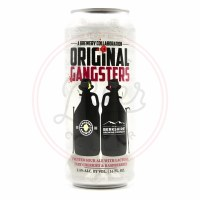 Original Gangster - 16oz Can