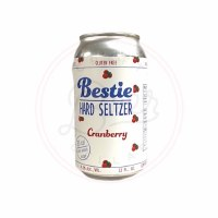 Bestie Cranberry - 12oz Can