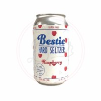 Bestie Raspberry - 12oz Can