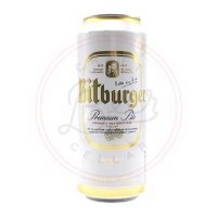 Bitburger Premium Pils - 500ml