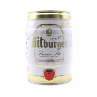 Bitburger Premium Pils - .5l