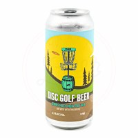 Disc Golf Beer - 16oz Can