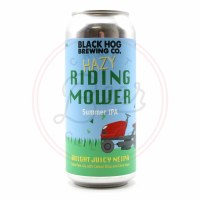 Hazy Riding Mower - 16oz Can