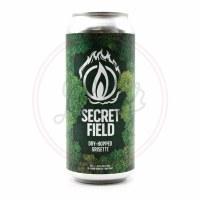 Secret Field - 16oz Can
