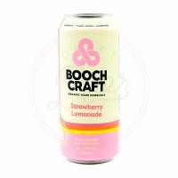 Strawberry Lemonade - 16oz Can