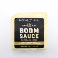Boomsauce Cheddar