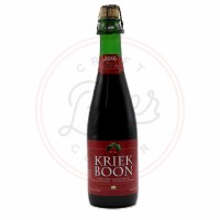Boon Kriek - 375ml