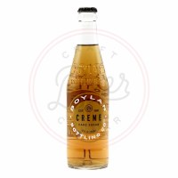 Boylan's Cream Soda - 12oz
