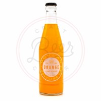 Orange Soda - 12oz