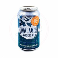 Avalanche Amber - 12oz Can
