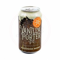 Vanilla Porter - 12oz