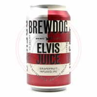 Elvis Juice - 12oz Can