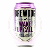 Wake Up Call - 12oz Can