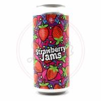 Strawberry Jams - 16oz Can