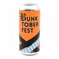 Bunkertoberfest - 16oz Can