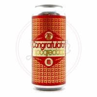 Congratulator - 16oz Can