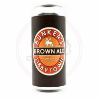 Libbeytown Brown - 16oz Can