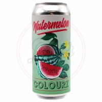 Watermelon Colourz - 16oz Can