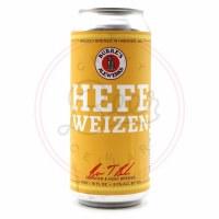 Hefeweizen - 16oz Can