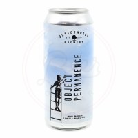 Object Permanence - 16oz Can