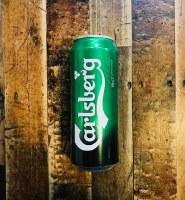 Carlsberg Lager - 500ml Can