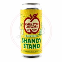 Shandy Stand - 16oz Can