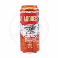 Andrés - 16oz Can