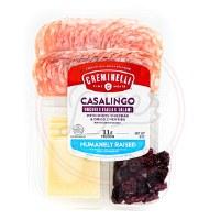 Casalingo, Cheddar, & Cherries
