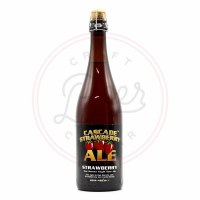 Strawberry Ale - 750ml