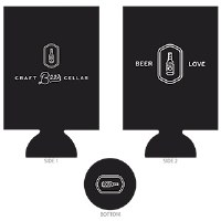 Cbc 16oz Can Koozie