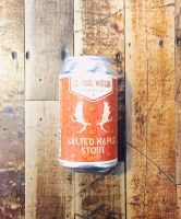 Salted Maple Stout - 12oz Can