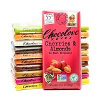 Cherry & Almond Chocolate Bar