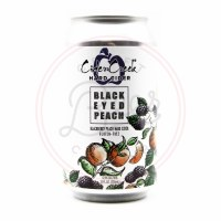 Black Eyed Peach - 12oz Can