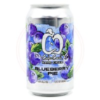 Blueberry Pie - 12oz Can