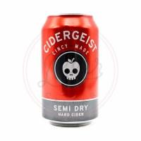 Semi Dry - 12oz Can