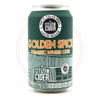 Golden Spice - 12oz Can