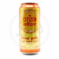 Lemon Spritz - 16oz Can
