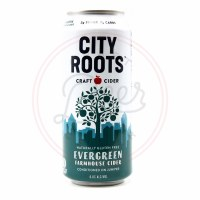 Evergreen - 16oz Can