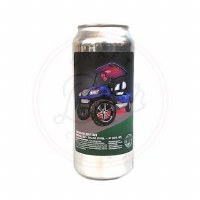 Tricked Out Golf Cart - 16oz