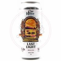 Last Light - 16oz Can