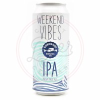 Weekend Vibes - 16oz Can
