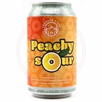 Peachy Sour - 12oz Can